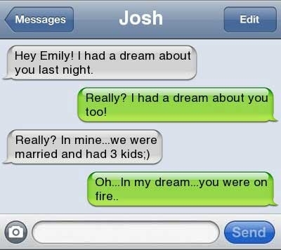 flirt text messages to girlfriend I caught my bf sending flirty texts to his ex i found some text messages from his ex-girlfriend, not regular texts, but flirty texts.