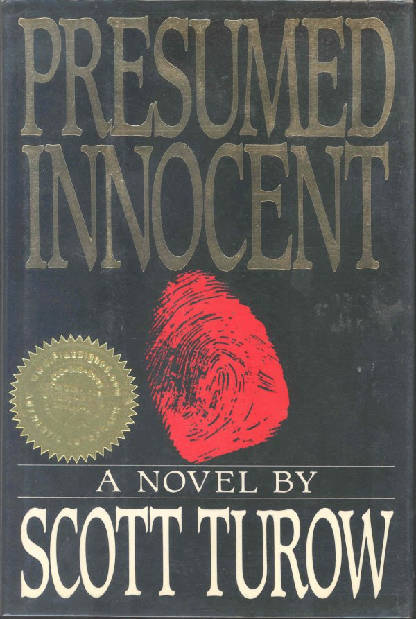 Presumed Innocent Book - 2018 images  pictures - Presumed Innocent