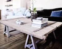 Table - 10 Creative Ways to Repurpose an Old Door ...