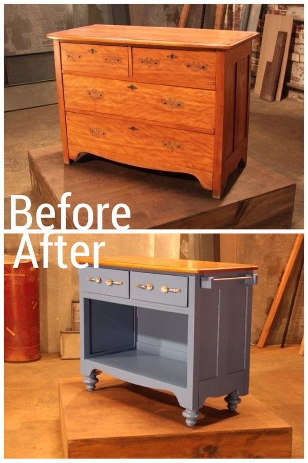 Don'T Throw Away Your Old Furniture - 29 Upcycled Furniture Projects…
