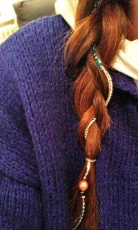 7. Boho Hair Wrap Braid - These 22 Vacation Hair Inspos ...