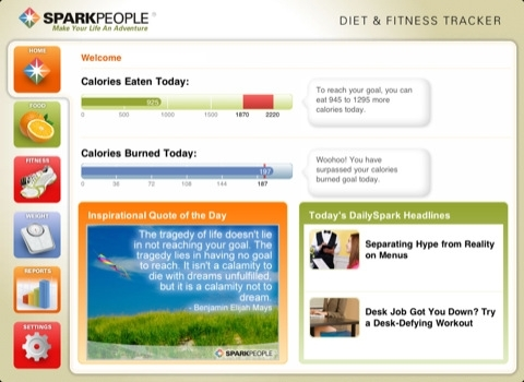 9 Fantastic Diet Apps You\u0027ll Love Diet - diet and fitness tracker