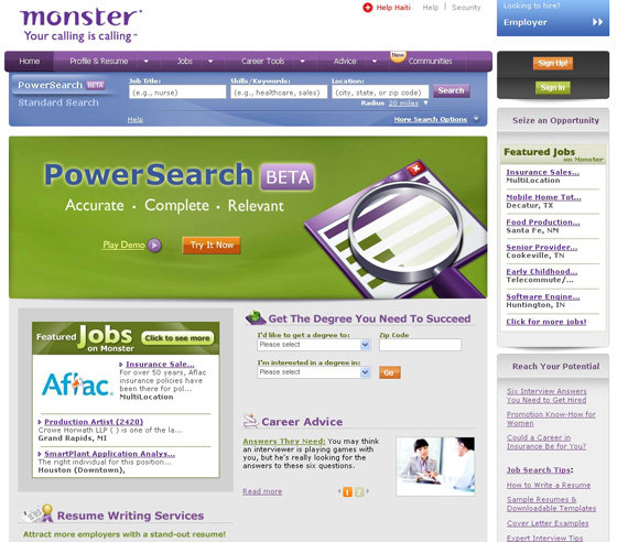 Jobs Search Sites - livmoore.tk