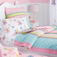 Company Kids Sarah Stripe Quilt - 10 Pretty Bedding Sets ...