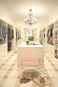 10 of the Most Beautiful Walk-in Closets Found on ...