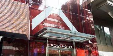 【大阪住宿】心齋橋 Cross Hotel Osaka 十字酒店 ● 1分鐘抵達逛街天堂的優質住宿! ❤❤