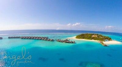 【2015蜜月】擁有馬爾地夫夢幻淺灘跟歡愉氣氛的Velassaru薇娜沙露♡我們的4天3夜日記