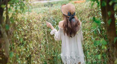 【穿搭】2款女神洋裝❤浪漫一字領洋裝X蕾絲雕花洋裝