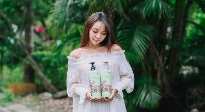 【髮品】再當回頭率女神!「無矽靈」ELASTINE 伊絲婷綠野迷情奢華香水洗護系列新品上市