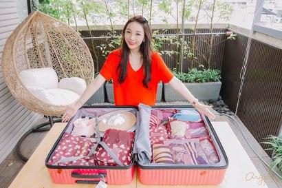 【團購】聰明行李打包術《DINIWELL旅行收納十件組》獨家組合.結團