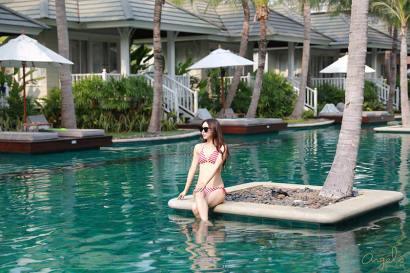 【華欣】Rest Detail Hotel Hua Hin …早餐好棒,精緻悠閒的泳池度假飯店