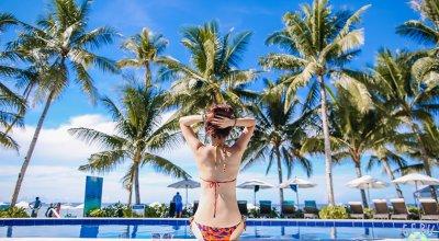 【宿霧/薄荷島】就想好好泡在飯店❤擁有3個超夢幻大泳池的Henann Resort Alona Beach
