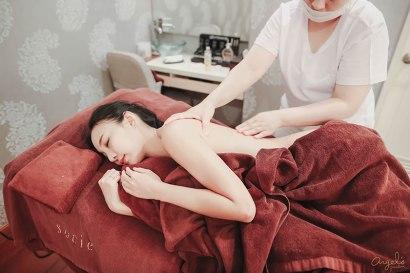 【美體】SOCIE施舒雅❤孕期也能享受的孕媽咪舒緩按摩