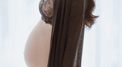 【孕婦寫真】抓住溫度與感動的瞬間,31週清新孕婦寫真~蔣樂X小蘋果