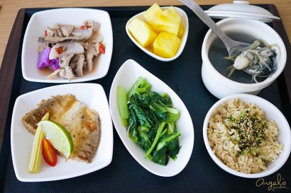 【月子中心】我在國泰產後護理之家吃的健康美味的月子餐~兩週立刻甩肉肉