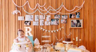 【紀錄】Riley寶寶的收涎派對,夢幻到炸的Candy Wedding派對組合