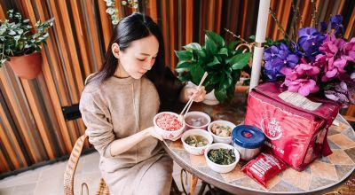 【產後】月中回家後~繼續玉膳坊月子餐,營養均衡三餐現煮即送!