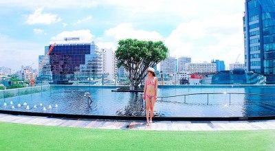 【曼谷】擁有溫泉&連鎖SPA進駐的超美飯店Grande Centre Point Sukhumvit 55