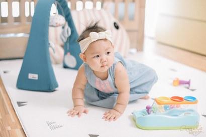【育兒】寶貝成長必需品,超美又有質感的Parklon帕龍地墊