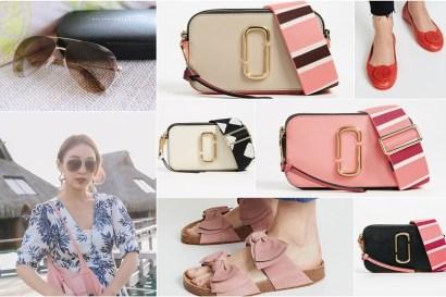 【購物】2018上半shopbop年度大折扣來了,推薦的必買清單marc jacobs相機包,Tory Burch羊皮芭蕾舞鞋,Victoria Beckham太陽眼鏡