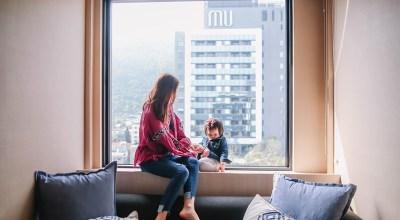 【旅遊】礁溪寒沐酒店,沐木春暖一泊二食~泡湯美食遛寶寶的完美假期