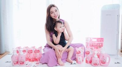 【育兒】好用到我一直囤貨的arau.baby無添加洗衣液&奶嘴奶瓶清潔泡泡(阿卡將本舖銷售NO.1)