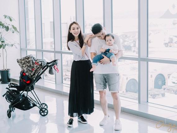 【東京】初秋的東京,第一次帶著9個月Riley出國玩.DAY1