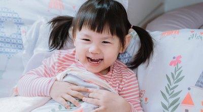 【居家】給寶貝們最親膚的頂級睡眠♥HOLA兒童天絲床被+3M Filtrete淨呼吸健康防螨冬被