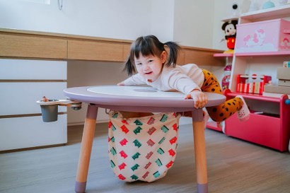【育兒】義大利Mutable親子魔法成長桌椅,一張無極限的超狂遊戲桌!最美的小桌椅!