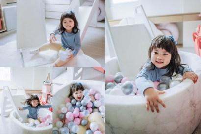 【育兒】寶貝們的夢幻遊戲室:在家也能擁有波蘭Misioo球池、溜滑梯&德國Jupiduu溜滑梯