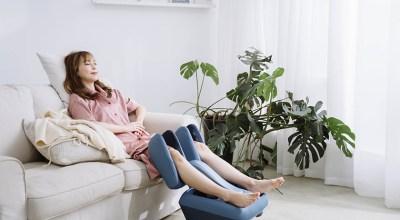 【家電】OSIM美腿機大改款!輕巧的「腿樂樂」從腳底、小腿到大腿全都按摩到!