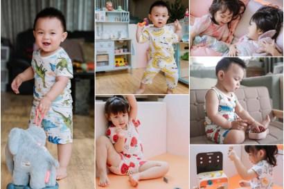 【育兒】超級可愛又透氣~從嬰兒到大童都可穿的kikistory韓國空氣衣童裝系列!