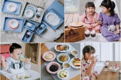 【育兒】儀式感十足~點綴美味餐桌的日本製Reale天然竹纖維餐具❤️一秒變身小公主小紳士