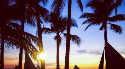 ▌長灘島 ▌Boracay♥Day2魚市場午餐&乘著風帆享受夕陽美景