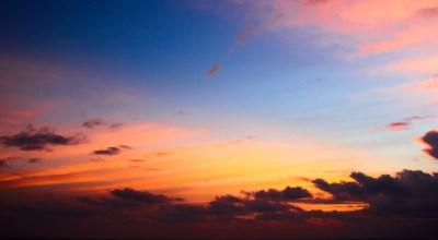 ☀自助長灘島Boracay☀島上景點【東岸‧日出】看到如畫般的天空!