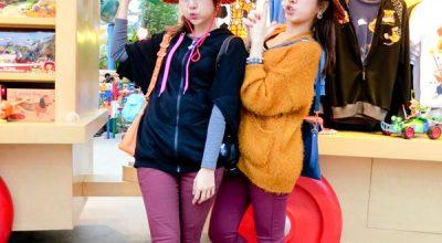 【香港 】女孩的旅行♥好歡樂!可以直接挑戰最刺激的DISNEY樂園~