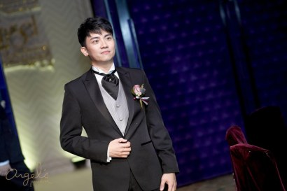 【My Wedding】婚禮當天♡大家問翻的新郎三套西裝禮服&媽媽禮服!