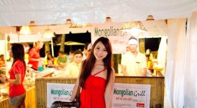 ▌旅遊 ▌自助長灘島誰是大主廚?蒙古烤肉BBQ晚餐