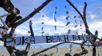 ☀自助長灘島Boracay☀島上景點【Puka Beach】北邊的寧靜貝殼沙灘+【Ole】+番外篇Dosz Mestizos餐廳!