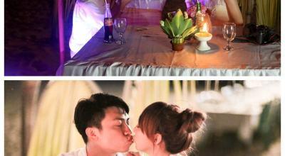 ▌峇里島 ▌巴里島浪漫婚拍♥旅途的高潮時刻,我在金巴蘭海灘被求婚了♥