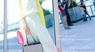 ▌穿搭 ▌穿著Sakima Korea的六套美衣♥度過六週年香港之旅