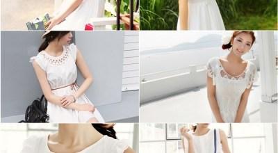 ▌穿搭 ▌夏日系列Lookbook♥蕾絲花柄與螢光色彩的六大元素碰撞‧下