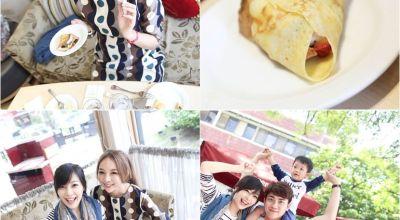 ▌午茶 ▌星期天家人聚♥好吃又有趣的Häagen-Dazs 楓紅冰淇淋鐵板燒日