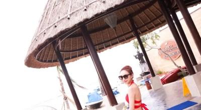 ▌度假穿搭 ▌10天份峇里島浪漫之旅♥度假就是瘋狂穿比基尼&洋裝♥