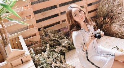 【穿搭】黑白永遠經典♡Dress Culture的俐落,優雅,休閒5 looks
