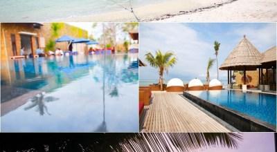 ▌峇里島 ▌Day5前進藍夢島天堂♥超美的Lembongan beach resort浮潛,夕陽,晚餐