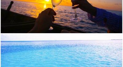 【2015蜜月】Velassaru薇娜沙露值得體驗的自費行程♡超浪漫出海看夕陽,The Spa,拖曳傘