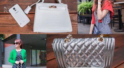 ▌3C ▌品味生活樂在時尚♥GALAXY S5是隨身包中的小確幸!