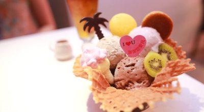 ▌食記 ▌永康街‧適合聚會&約會的冰品店♥IOU cafe♥