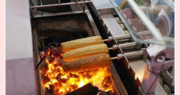 【台南美食】南都石頭燜烤玉米。賭神認證美味烤玉米❤  蒜味 vs. 沙茶玉米 都幾 ?